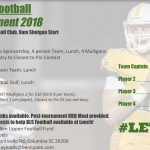 Falcon Football 2018 Golf Tournament, July 13