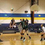 Falcon Volleyball at Richard Winn
