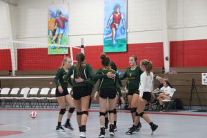 Varsity Volleyball at Orangeburg Prep