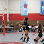 PHOTOS:  JV Volleyball at Orangeburg Prep