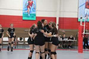 PHOTOS:  JV Volleyball at Orangeburg Prep