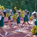 PHOTOS: MS and JV Cheer at Hammond