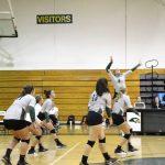 Varsity Volleyball beats Hammond 3-0
