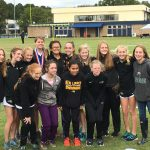 Falcon Girls Cross Country SCISA State Championship Meet Recap