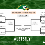 Falcon Football Plays at First Baptist in SCISA State Play-offs on Friday