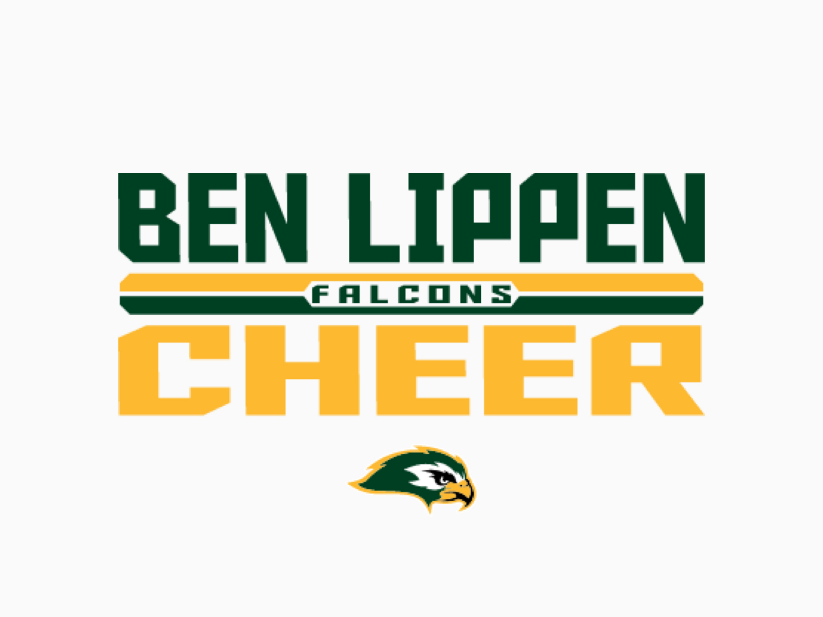 Falcon Cheer Competes in SCISA State Cheer Competition on Thursday