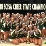 Falcon Cheer Team Wins State Championship!