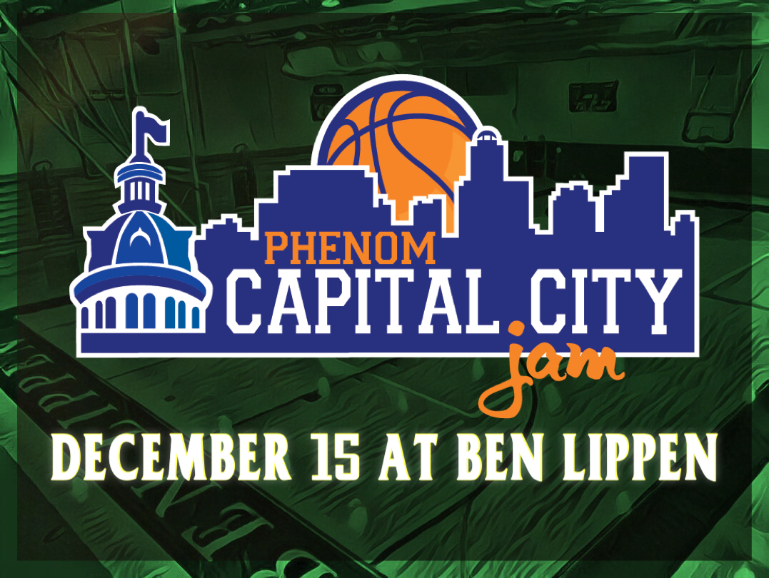 Phenom's Capital City Jam on Saturday, Dec 15 at Ben Lippen