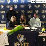 Falcon Reagan Cox Signs to Play Softball at CIU