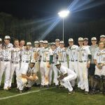 Falcons Varsity Baseball beats PAC 13 – 1
