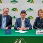 Falcon Brad Lehman Signs With Hillsdale College