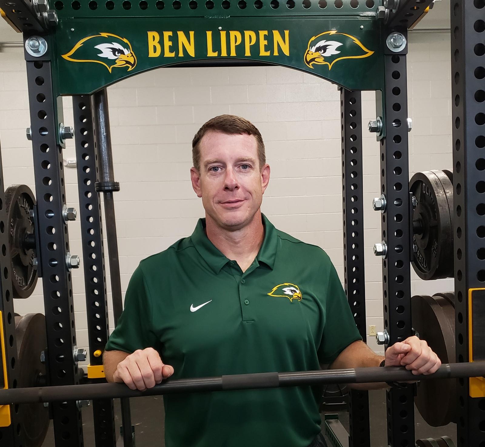 Brandon Spence named Speed and Strength Coordinator