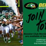 Booster Club Membership Applications