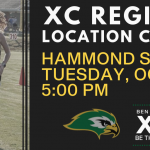 XC Regions Location Change