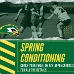 REMINDER for Spring Sports Conditioning