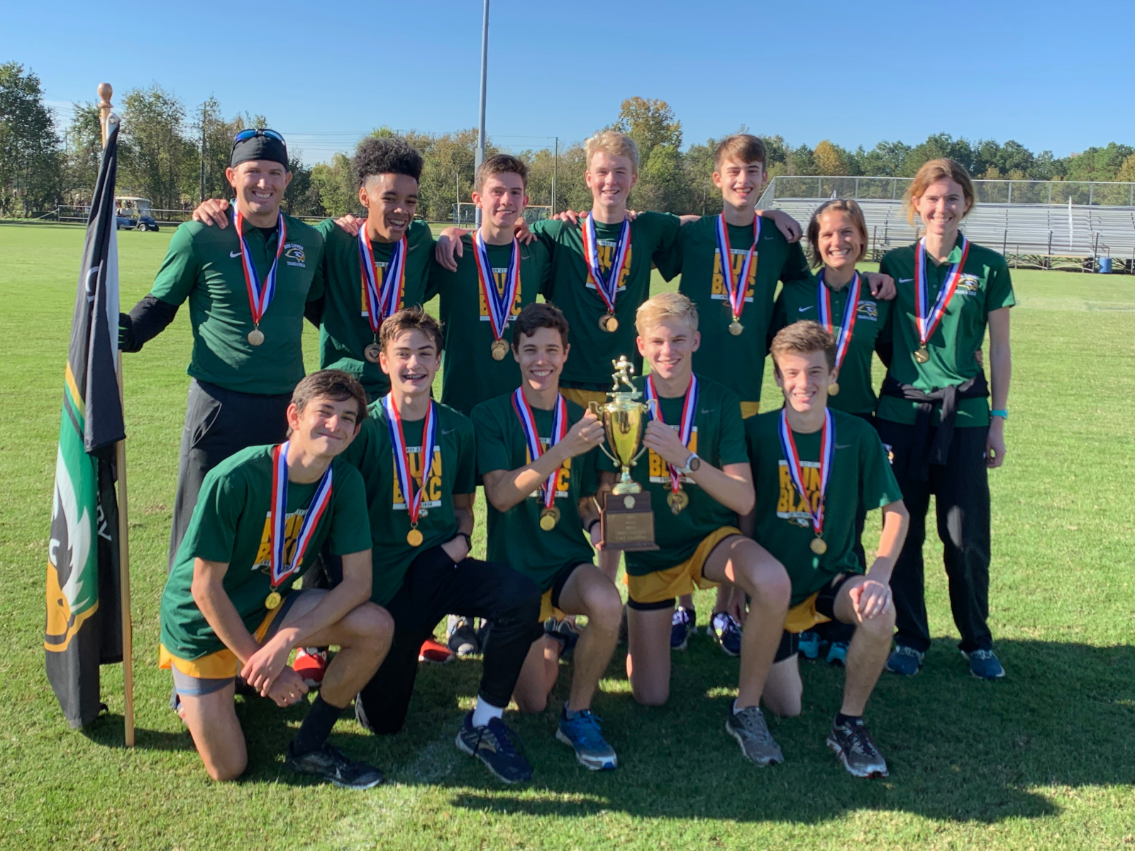Another State Championship for BL XC