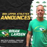 Coach Brian Larsen named Director of Baseball Operations