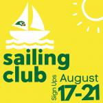 New Sailing Club Coming!