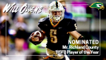 Will Owens Nominated for Mr. Richland County HSFB Player of the Year