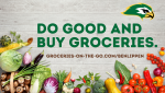 Do Good and Buy Groceries Service Project