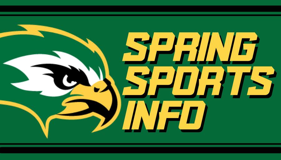 Spring Sports Information 2021