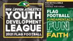 Youth Development Co-Ed Flag Football 2021