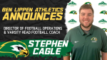 Coach Stephen Cagle Named Head Varsity Football Coach