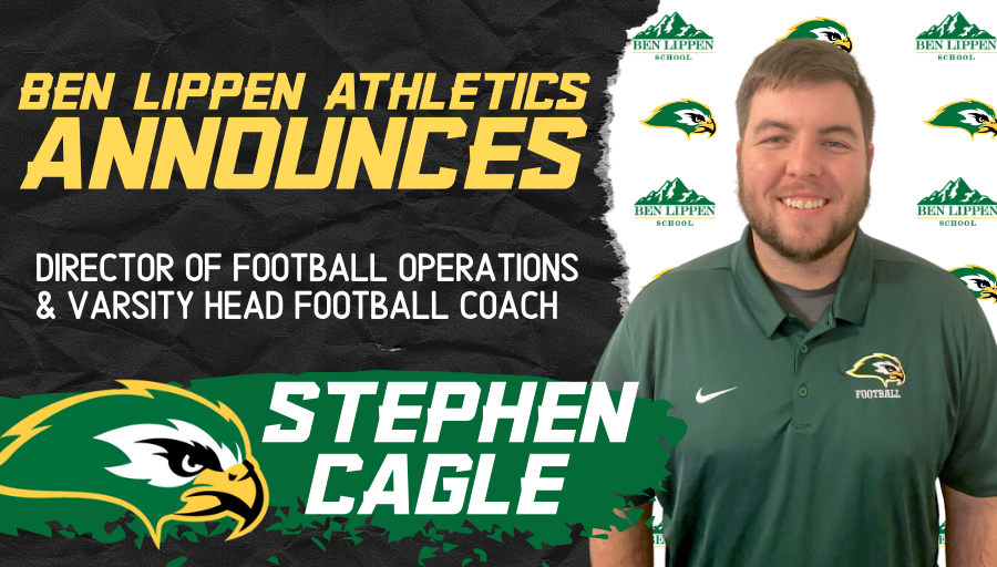 Coach Stephen Cagle Named Head Varsity Football Coach
