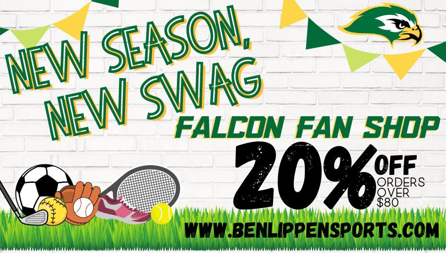 New Season, New Swag!