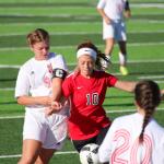 Girls Soccer fall to Buckeye in regular season finale