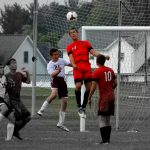 Boys Soccer defeat Wellington 2-0