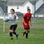 Boys Soccer vs Wellington