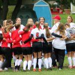 Girls soccer defeat Wildcats 3-2