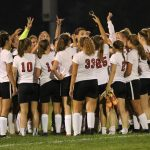 Girls Soccer stays undefeated at home