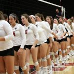 Volleyball picks up a pair of PAC wins