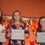 Reynolds, Turton, and Bowyer Receive Post-Season Honors