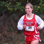 Alessandra Davis leads the Falcons at Seneca East Cross Country Invite