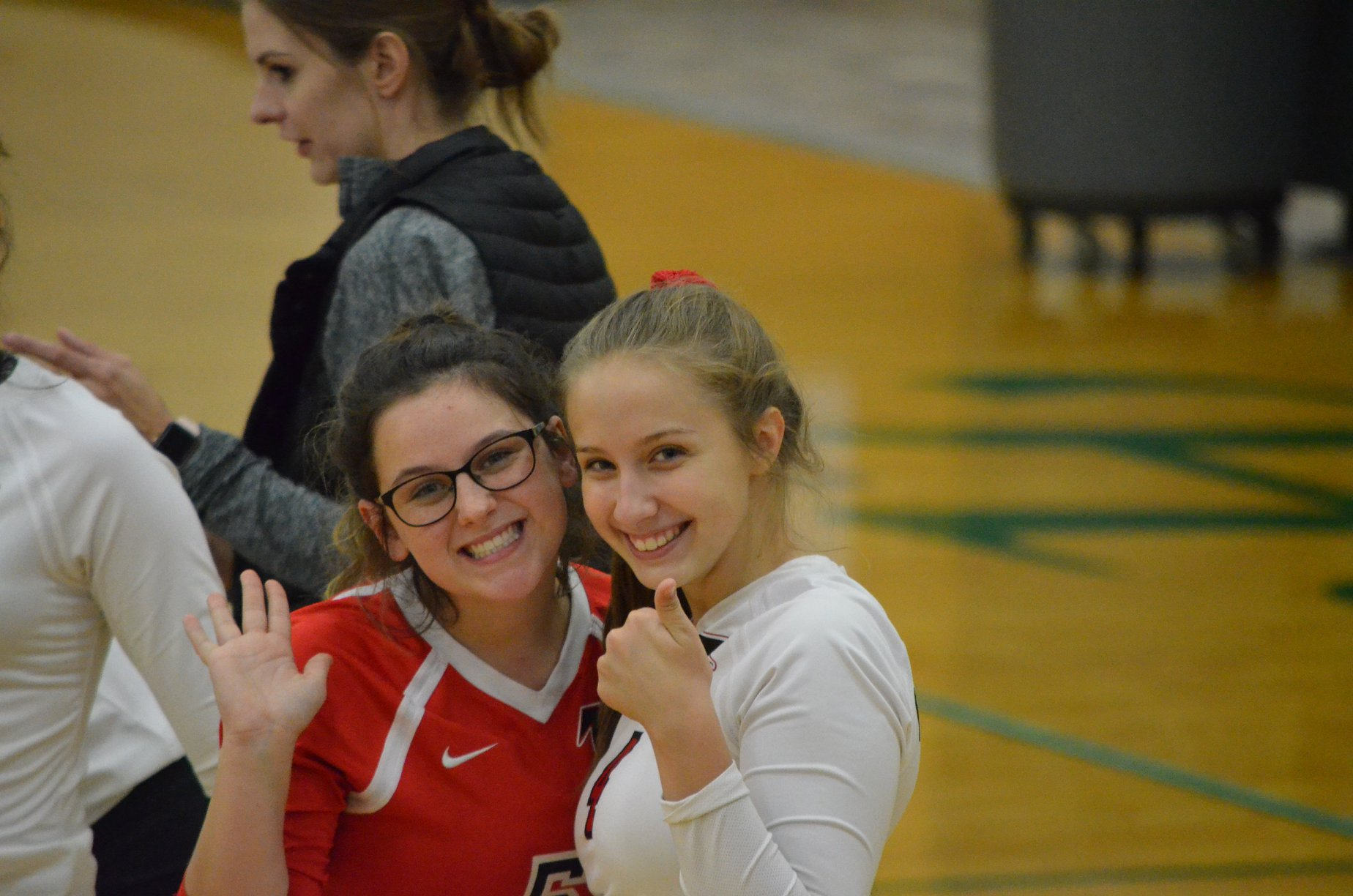 Volleyball advances in OHSAA Sectional Tournament