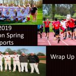 2019 Spring Sports Wrap- Up