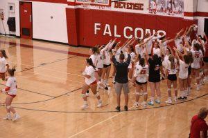 Varsity Volleyball vs Vermilion 8/26/19