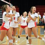 Volleyball wins 10th Straight