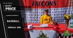 Next Level Falcon- Grant Price- Clarkson University- Baseball