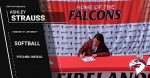 Next Level Falcon- Ashley Strauss- Fairmont St. University- Softball