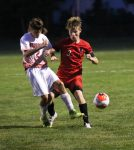 Boys Soccer get non-conferrnece win over Cuyahoga Hts.