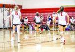 2020 7th Grade Volleyball