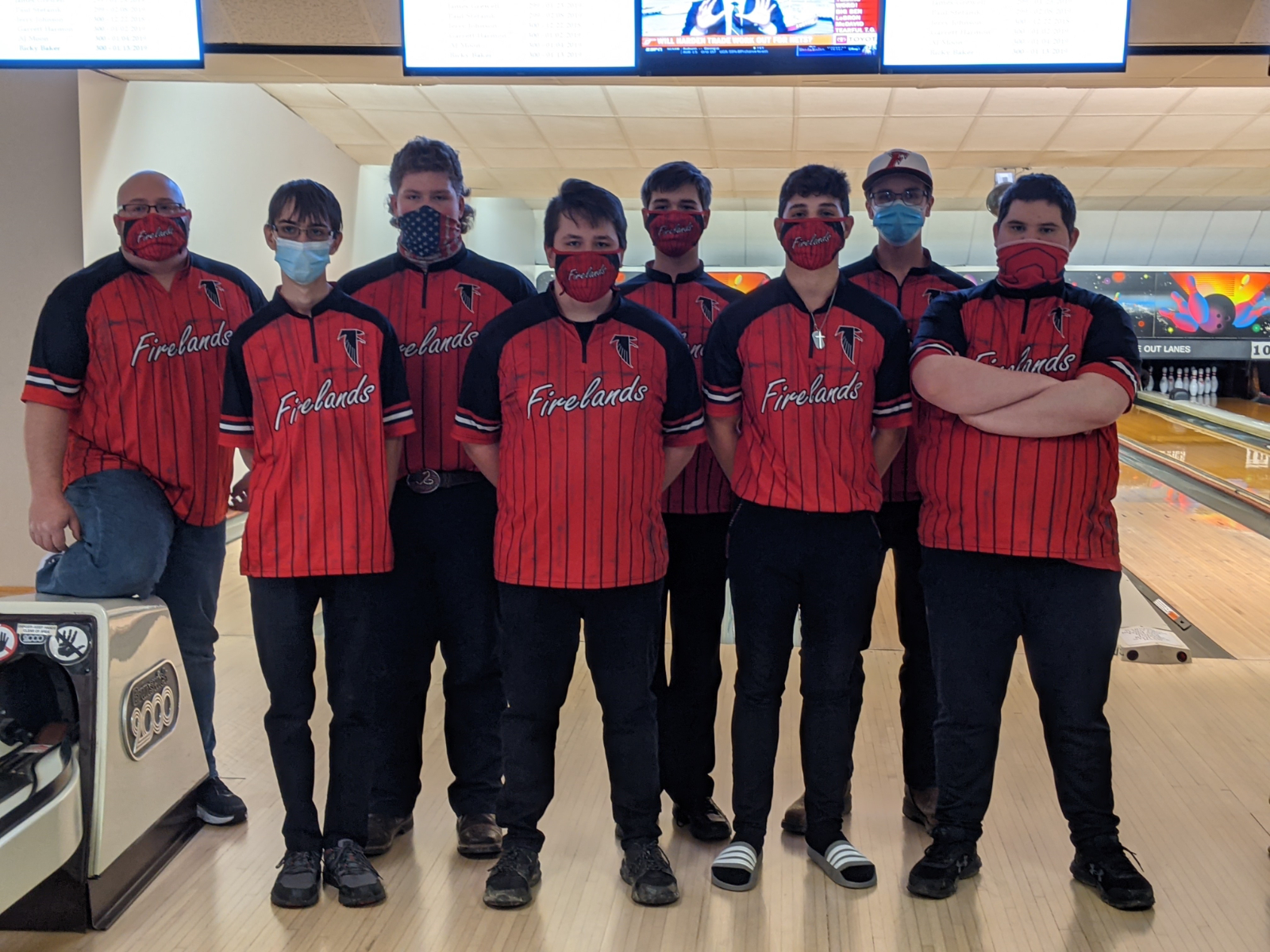 Cordy leads Boys Bowling to Districts for the first time since 2009