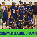 Boys Basketball Captures Summer League Championship