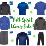 PCRHS Spirit Wear Sale