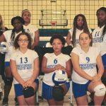 2017-18 JV Girls Volleyball Team Photo