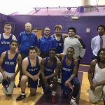 Providence Cristo Rey Competes in First Wrestling Meet